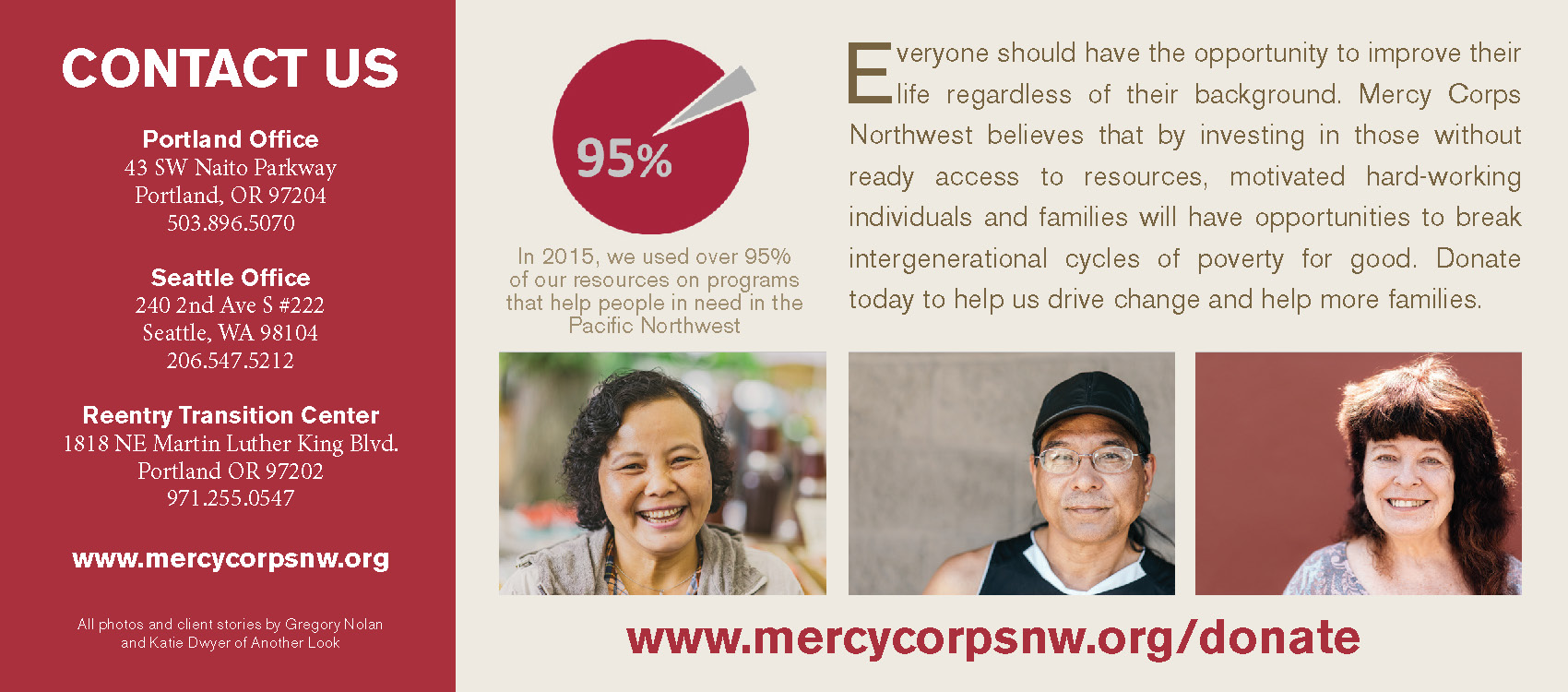 MercyCorps NW Annual Report Page 12