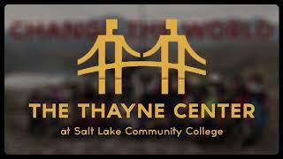 Thayne Center Demo
